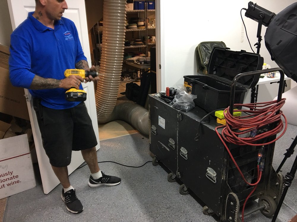 Commercial Air Duct Cleaning in Chicago