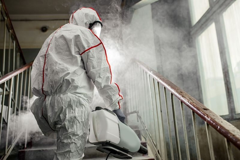 Disinfection Service Chicago