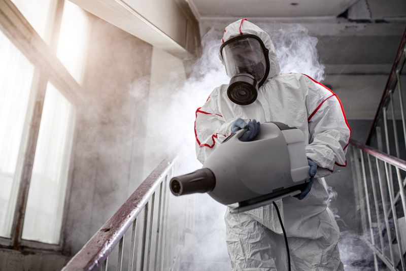 Sanitizing homes & facilities of all sizes for prevention and remediation of germ spread.