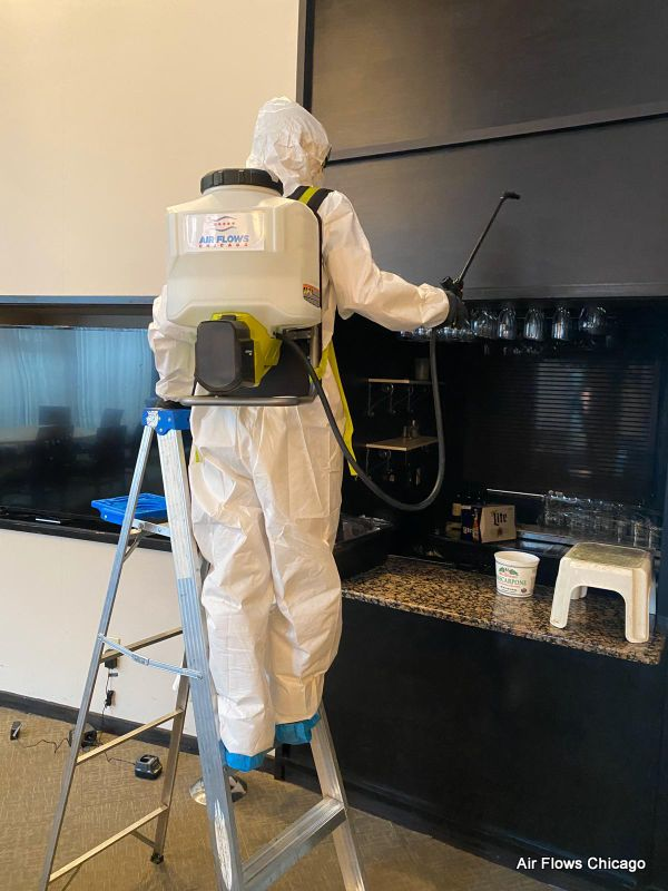 Disinfection Service Chicago Building Disinfect Service